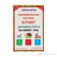 LERNKARTEN- Kartenspiele mit dem Koran Alphabet