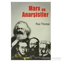 Marx Ve Anarşistler