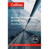 Business Grammar & Practice Pre-Intermediate - Nick Brieger
