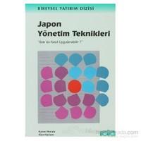 Japon Yönetim Teknikleri Batı'Da Nasıl Uygulanabilir?-Alan Harison