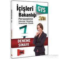 Yargı Gys İçişleri Bakanlığı 7 Fasikül Deneme Sınavı 2014-Kolektif
