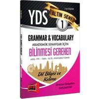 Yargı Yds 2016 Bilinmesi Gereken Grammer Ve Vocabulary Altın Seri 1