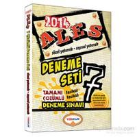 Yediiklim ALES 2014 7 Çözümlü Deneme Seti