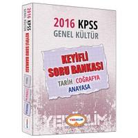 Yediiklim Kpss 2016 Genel Kültür Keyifli Soru Bankası