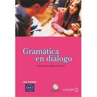 Gramática en diálogo A2-B1 +CD (İspanyolca orta seviye gramer)