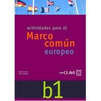 Actividades B1 +CD (Orta seviye İspanyolca etkinlikleri)