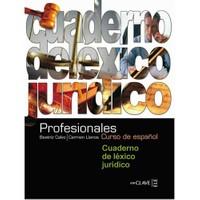 Profesionales Cuaderno de léxico jurídico (Hukuk Etkinlik Kitabı) İspanyolca