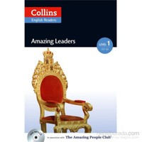 Amazing Leaders +CD (A.People Readers 1) A2