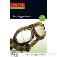 Amazing Aviators +CD (A.People Readers 2) A2-B1
