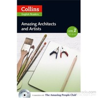 Amazing Architects and Artists +CD (A.People Readers 2) A2-B1