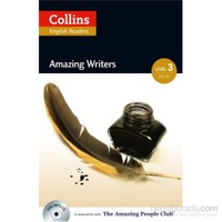Amazing Writers +CD (A.People Readers 3) B1