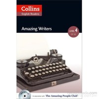 Amazing Writers +CD (A.People Readers 4) B2