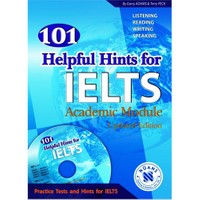 101 Helpful Hints for IELTS with MP3 CD - Terry Peck