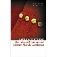 The Life And Opinions Of Tristram Shandy Gentleman (Collins Classics)-Laurence Sterne
