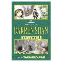 Tunnels of Blood - The Saga of Darren Shan 3 [Manga edition]