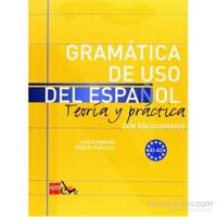 Gramatica De Uso Del Espanol A1&A2 - Luis Aragones