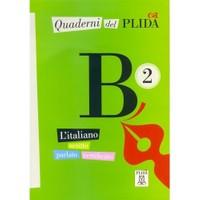 Quaderni del PLIDA – B2 (Kitap+CD) İtalyanca sınavlara hazırlık