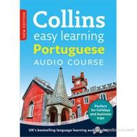 Easy Learning Portuguese Audio Course (3 CD+Kitap) Kolay Portekizce Seti