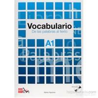 Vocabulario A1 De Las Palabras Al Texto & Cd