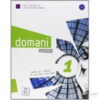 Domani 1 A1 (Ders kitabı+DVD ROM) Temel seviye İtalyanca