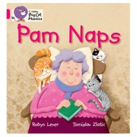 Pam Naps (Big Cat Phonics-1A Pink)