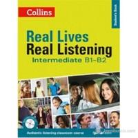 Real Lives, Real Listening Intermediate B1-B2 +MP3 CD