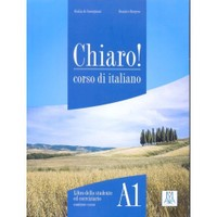 Chiaro! A1 (Ders kitabı+CD+CD ROM) Temel seviye İtalyanca