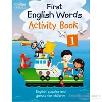 Collins Cobuild First English Words Activity Book 1
