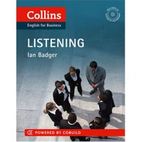 Collins English for Business: Listening +CD