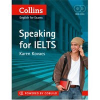 Collins English for Exams- Speaking for IELTS +2 CDs - Karen Kovacs