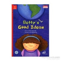 Betty'S Good Ideas +Downloadable Audio (Compass Readers 1) Below A1
