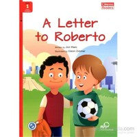 A Letter To Roberto +Downloadable Audio (Compass Readers 1) Below A1