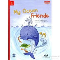 My Ocean Friends +Downloadable Audio (Compass Readers 1) Below A1