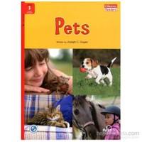 Pets +Downloadable Audio (Compass Readers 1) Below A1