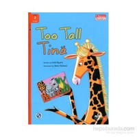 Too Tall Tina + Downloadable Audio (Compass Readers 2) A1
