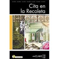 Cita en la Recoleta +CD (LFEE Nivel-3) İspanyolca Okuma Kitabı