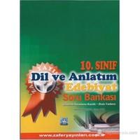 Zafer Yayın 10. Sınıf Dil ve Edebiyat Soru Bankası