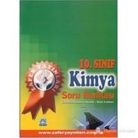Zafer Yayın 10. Sınıf Kimya Soru Bankası