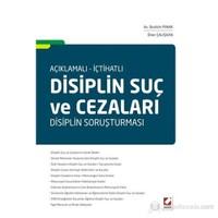 Disiplin Suç ve Cezaları - Disiplin Soruşturması