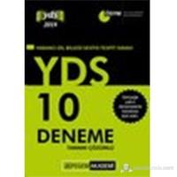 Pegem YDS 2014 10 Deneme Tamamı Çözümlü
