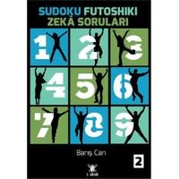 Sudoku Futoshiki Zeka Oyunları 2 - Barış Can