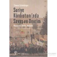 Suriye Kürdistanında Savaş Ve Devrim-Thomas Schmidinger