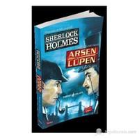 Dünyanın En Ünlü Dedektifi Sherlock Holmes Dünyanın En Hızlı Hırsızı Arsen Lüpen Karşı Karşıya