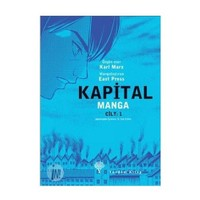 Kapital Manga Cilt: 1 - Karl Marx
