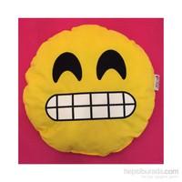 Pufumo Emoji Yastık ( Dişli )