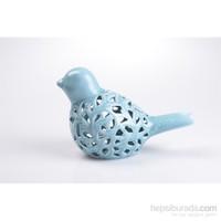 Seramik Dekoratif Kuş