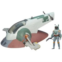 Star Wars Slave I Büyük Araç Ve Figür Set