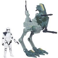 Star Wars Assault Walker Araç Ve Figür Seti