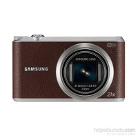 "Samsung WB350F 16 MP 21X Optik Zoom Dokunmatik 3"" LCD Ekran Dijital Fotoğraf Makinesi"