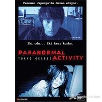 Paranormal Activity-Tokyo Gecesi (Paranormal Activity-Tokyo Night) (Bas Oynat)